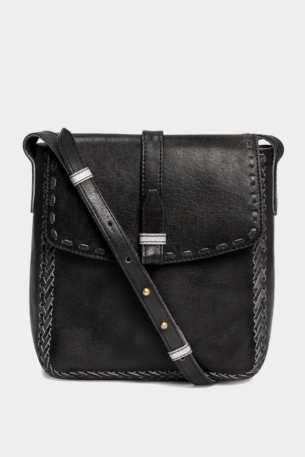 Ash Crossbody Black