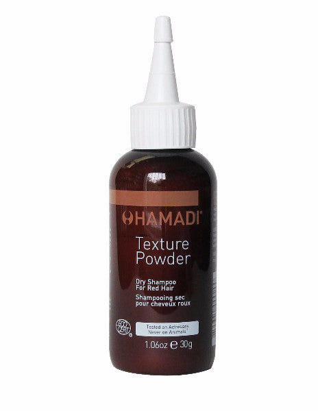 Texture Powder Dry Shampoo - Red