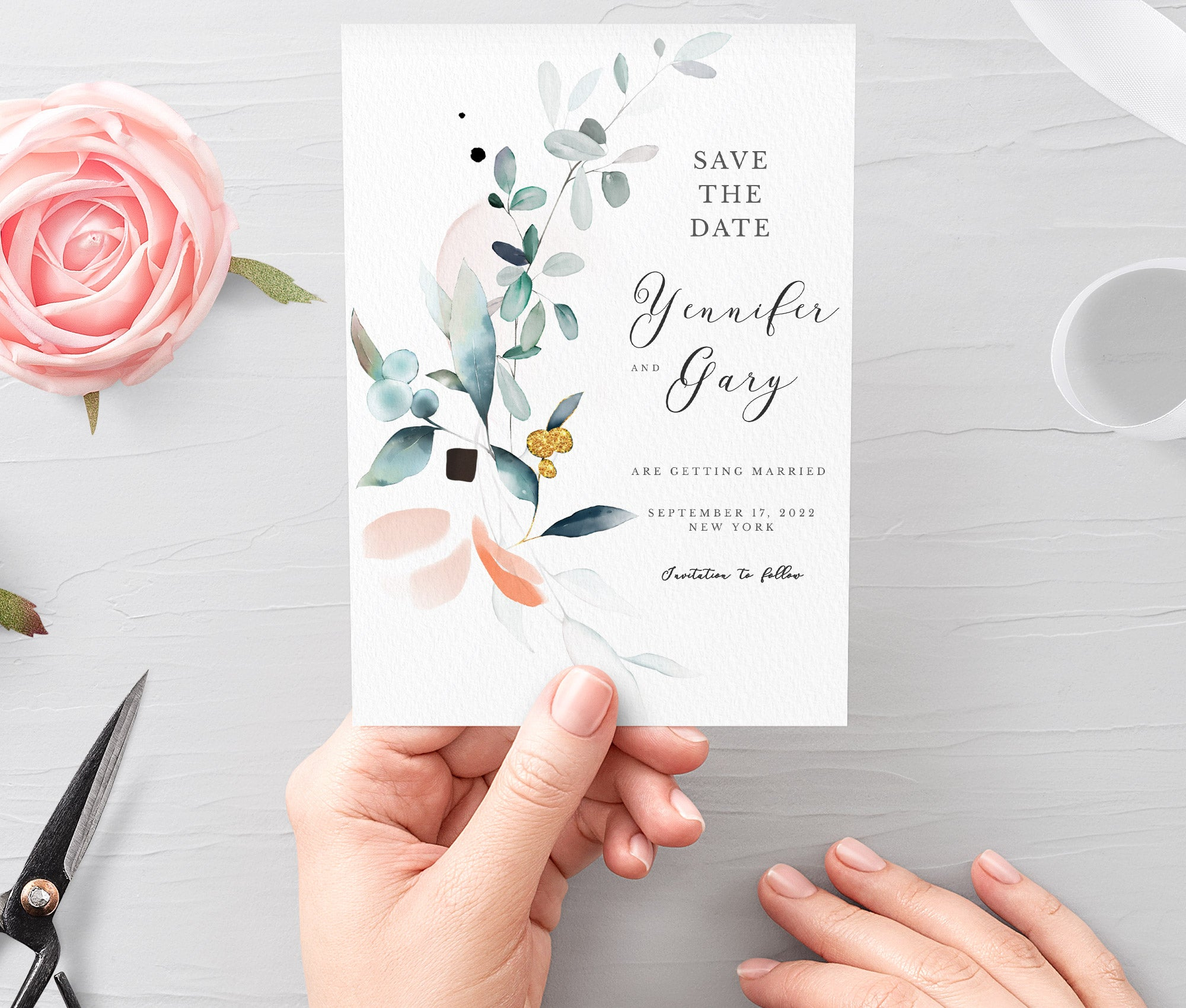 5 Best Wedding Invitations Ideas to Inspire your Own