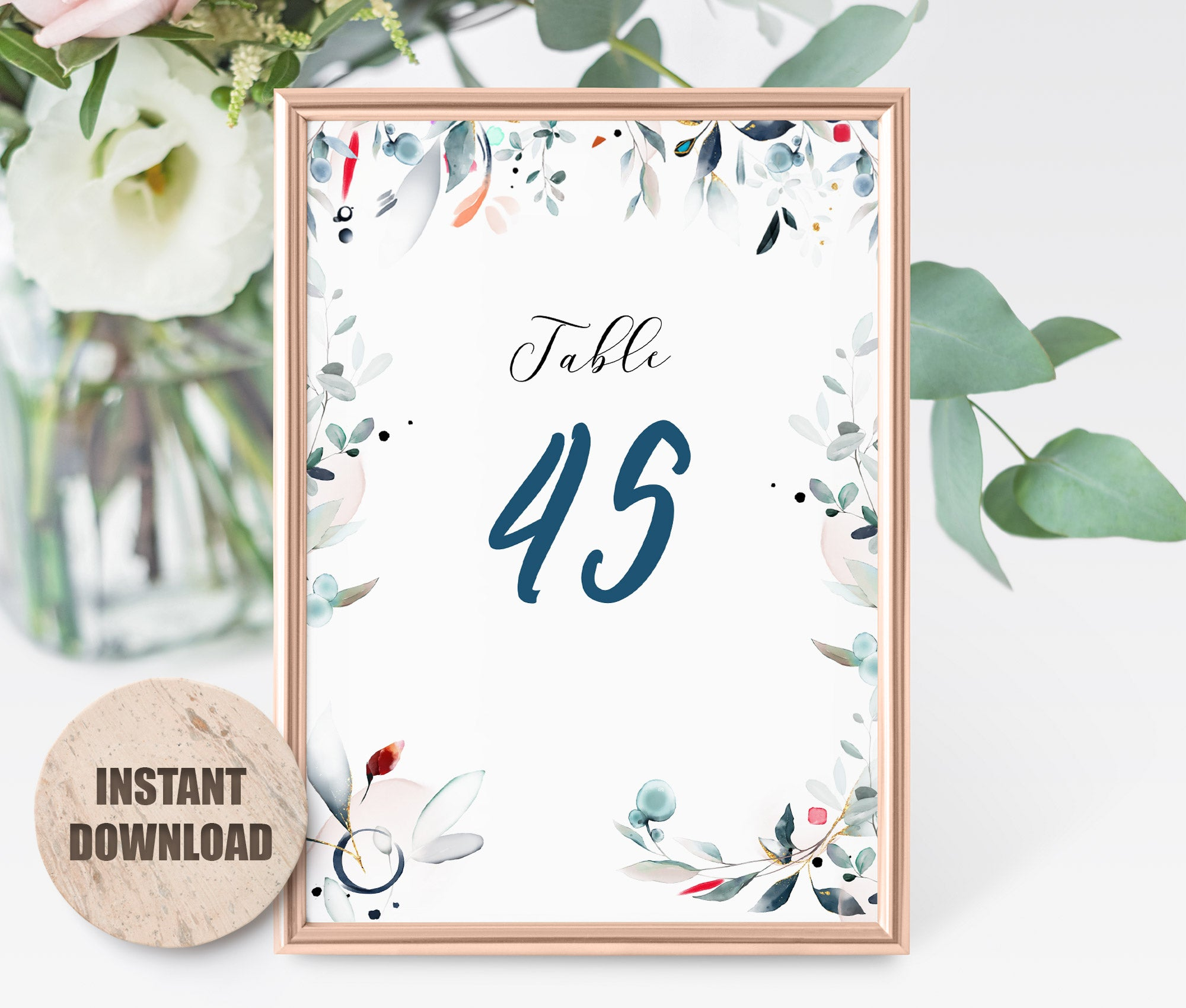 SPMR - Table card set 1 - Greenlanderdesign