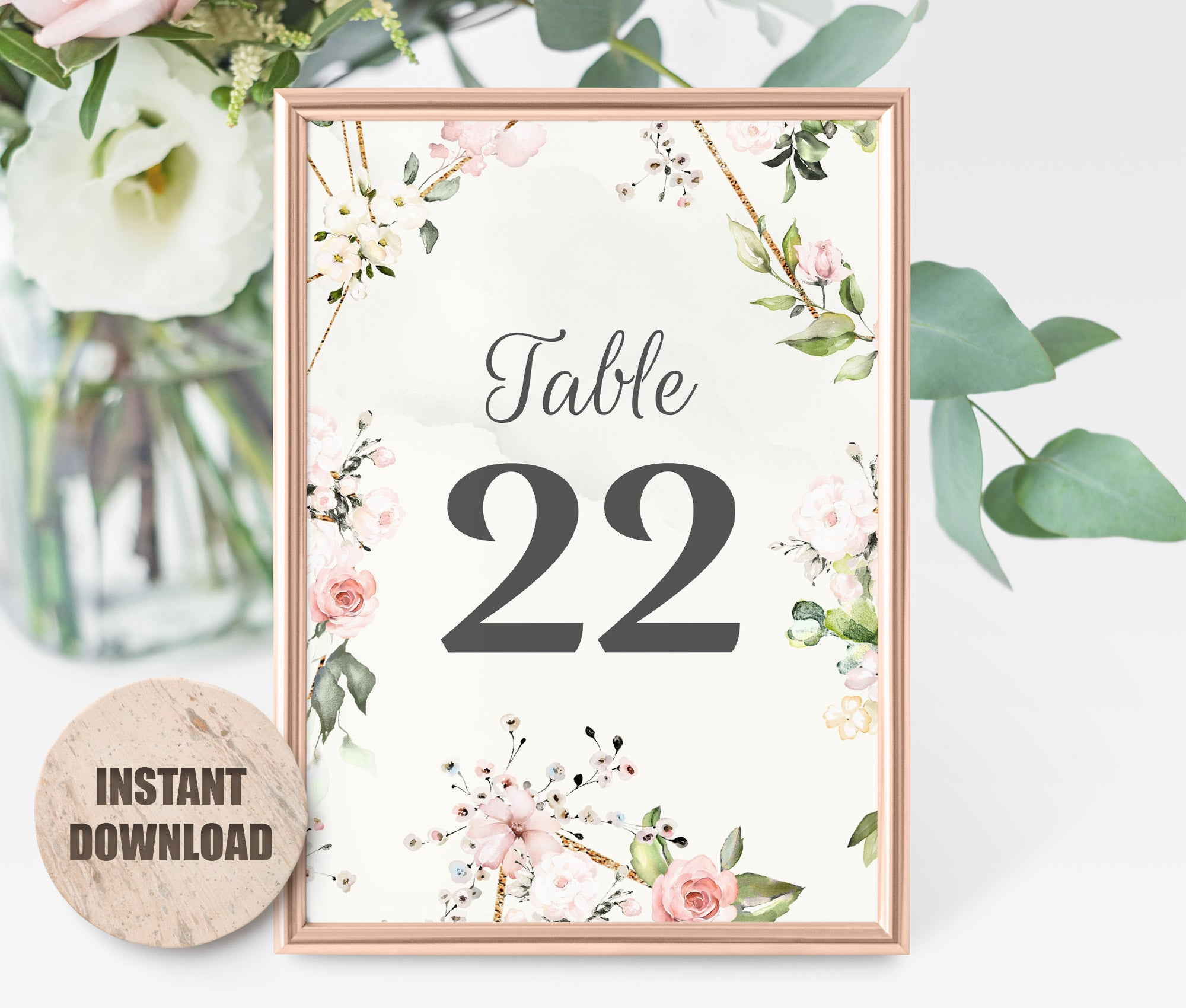 LOVAL Table card set 7