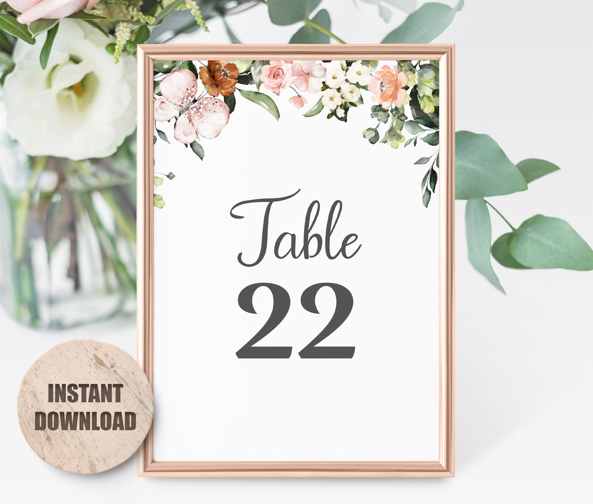 LOVAL Table card set 3
