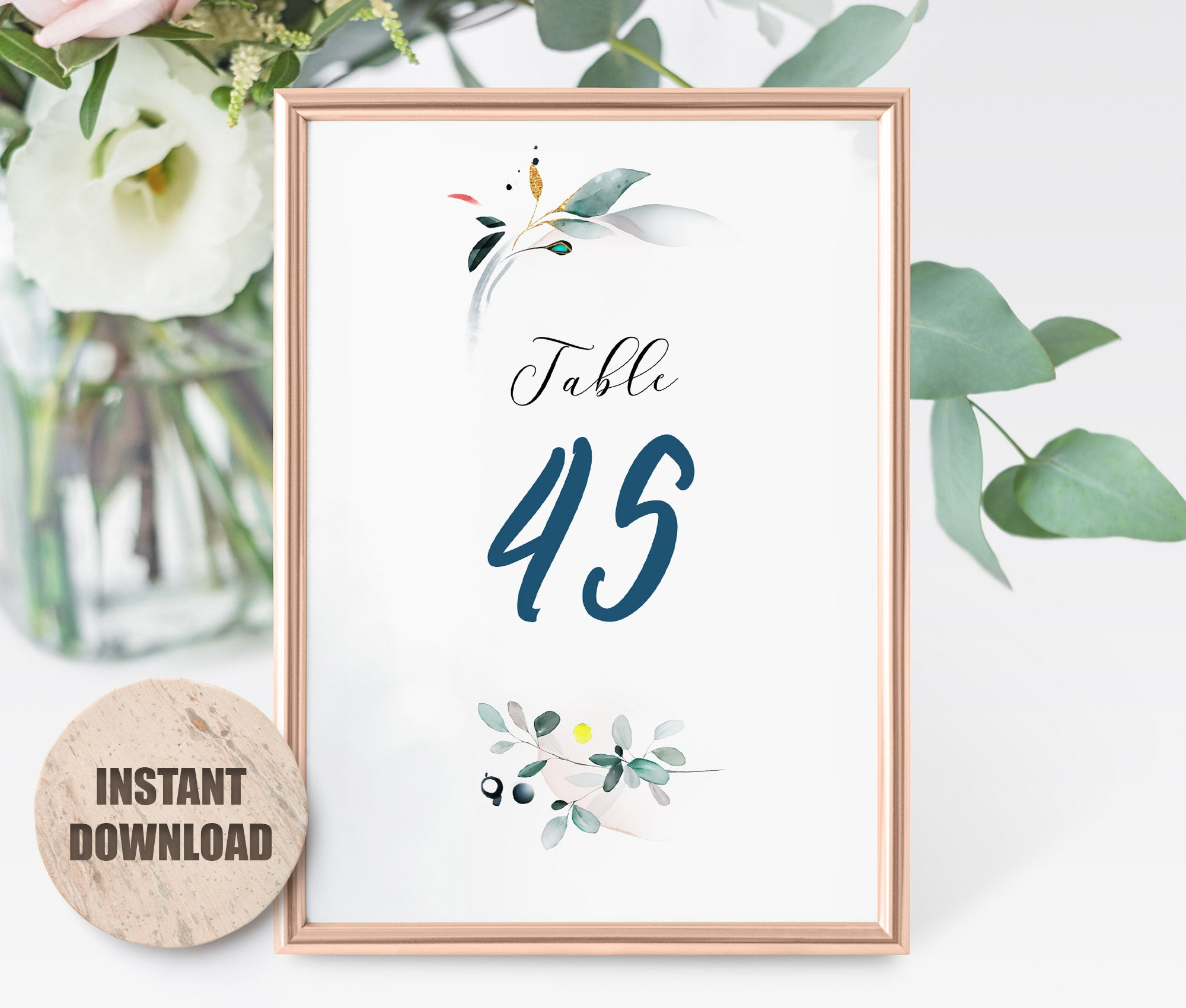 SPMR - Table card set 5 - Greenlanderdesign