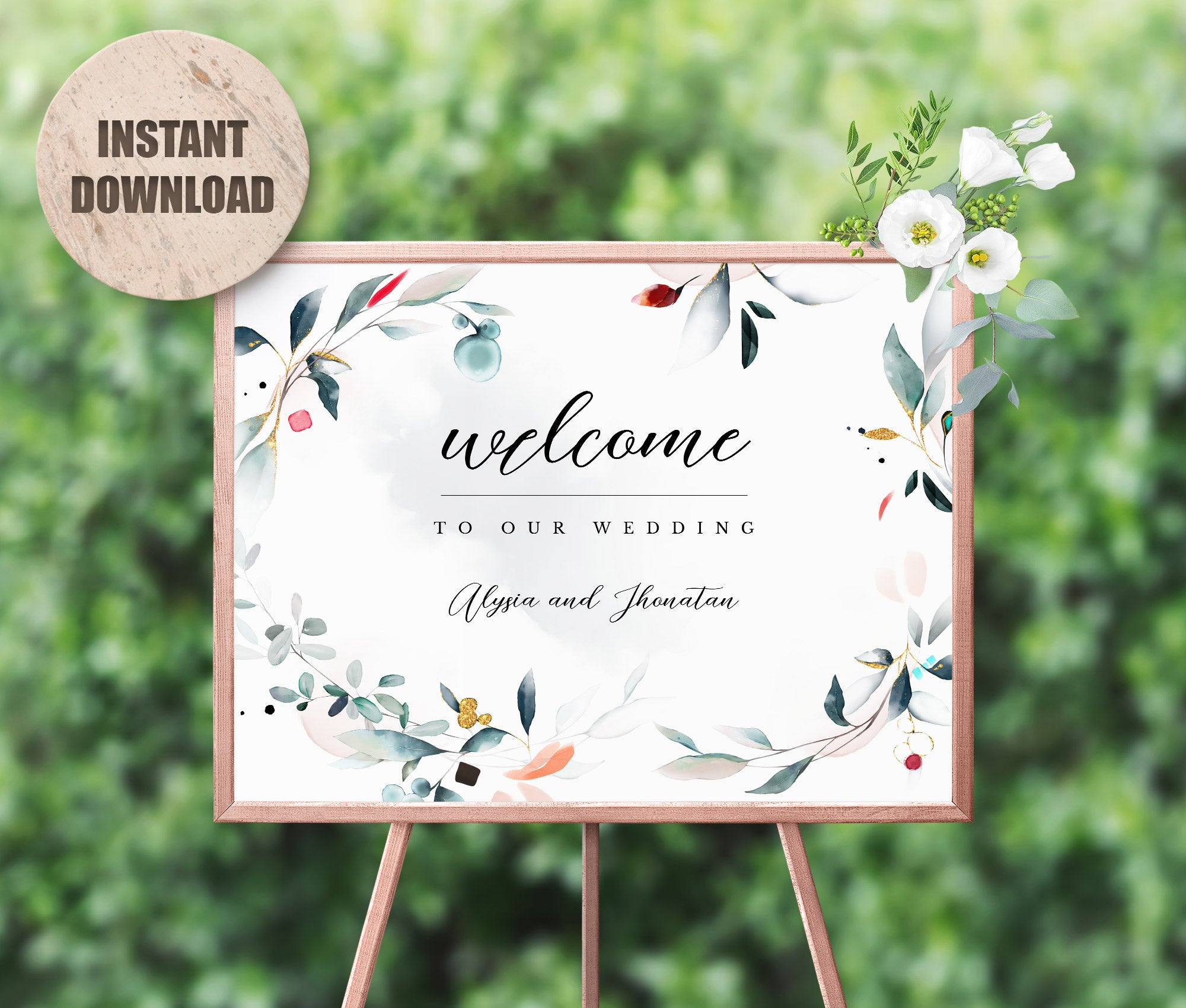 SPMR - Welcome Signs set 1 - Greenlanderdesign