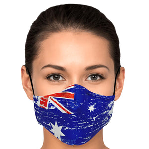 Aussie Face Mask
