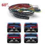 "Ram 1500 60"" 22W 12V LED Tailgate Strip Light Bar"