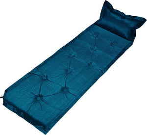 Trailblazer 9-Points Self-Inflatable Polyester Air Mattress With Pillow