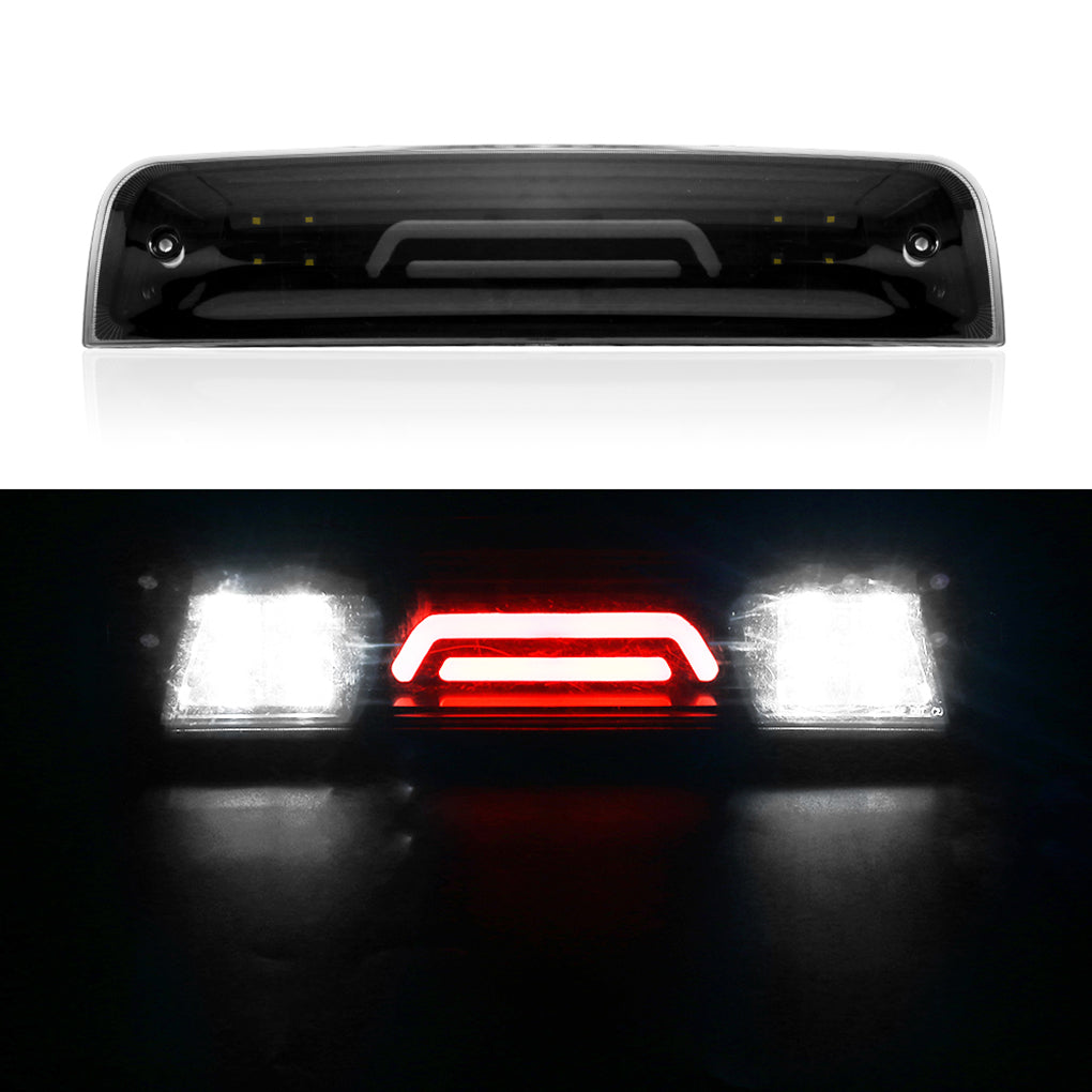 Replacement 3rd Brake Light for Dodge Ram 1500 2500 3500- 2010-2019 4th Gen