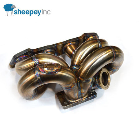 Sheepy Built - 2006-2010 Civic Si Turbo Manifold