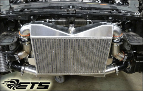 ETS Nissan GTR Race Intercooler Upgrade Kit 2008-2014