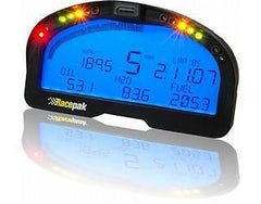 Racepak IQ3 Data Display Dash Blue Backlight LCD