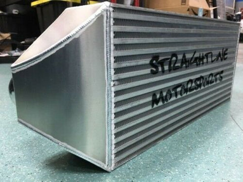 Straightline Motorsports Civic/Integra Dual Back Door Intercooler 500-700hp