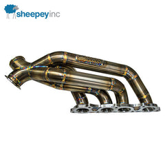 Sheepey Inc. - Honda S2000 Turbo Manifold