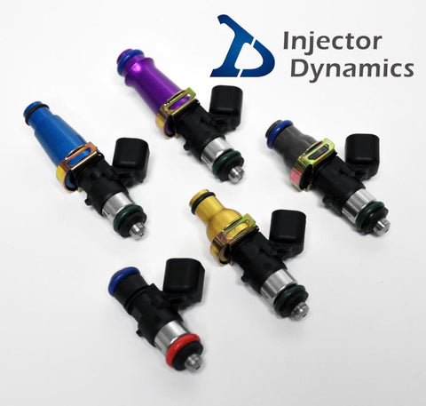 Injector Dynamics 1000cc injector set for 90-95 Integra