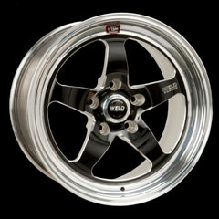 Supra Weld RTS Front 18x9