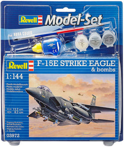 F15 EAGLE WITH BOMBS