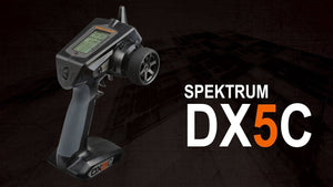 Spektrum DX5C Programmable Radio