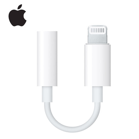 Apple Lightning to 3.5mm Headphone Jack Adapter-100000356-NumberOne Sound