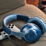 JBL Quantum 100 Wired Gaming Headphone-63705-NumberOne Sound
