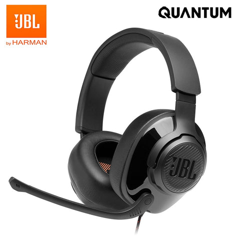 JBL Quantum 200 Wired Gaming Headphone-63705-NumberOne Sound