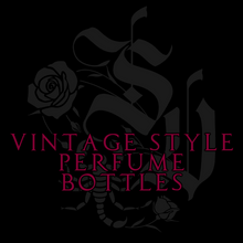 Load image into Gallery viewer, Vintage Style Perfume Bottles