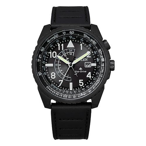 Citizen Promaster Nighthawk Eco-Drive Watch BJ7135-02E