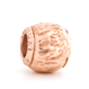 SURREAL 9ct Gold Environmental Charm Bead