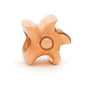 SURREAL 9ct Gold Starfish Bead
