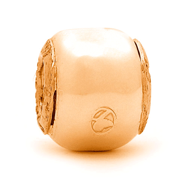 SURREAL 9ct Gold Surreal Ball Bead