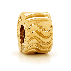 SURREAL 9ct Gold Surreal Stopper 4 Bead