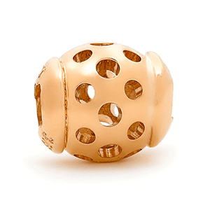 SURREAL 9ct Gold Swiss Gold Ball Bead