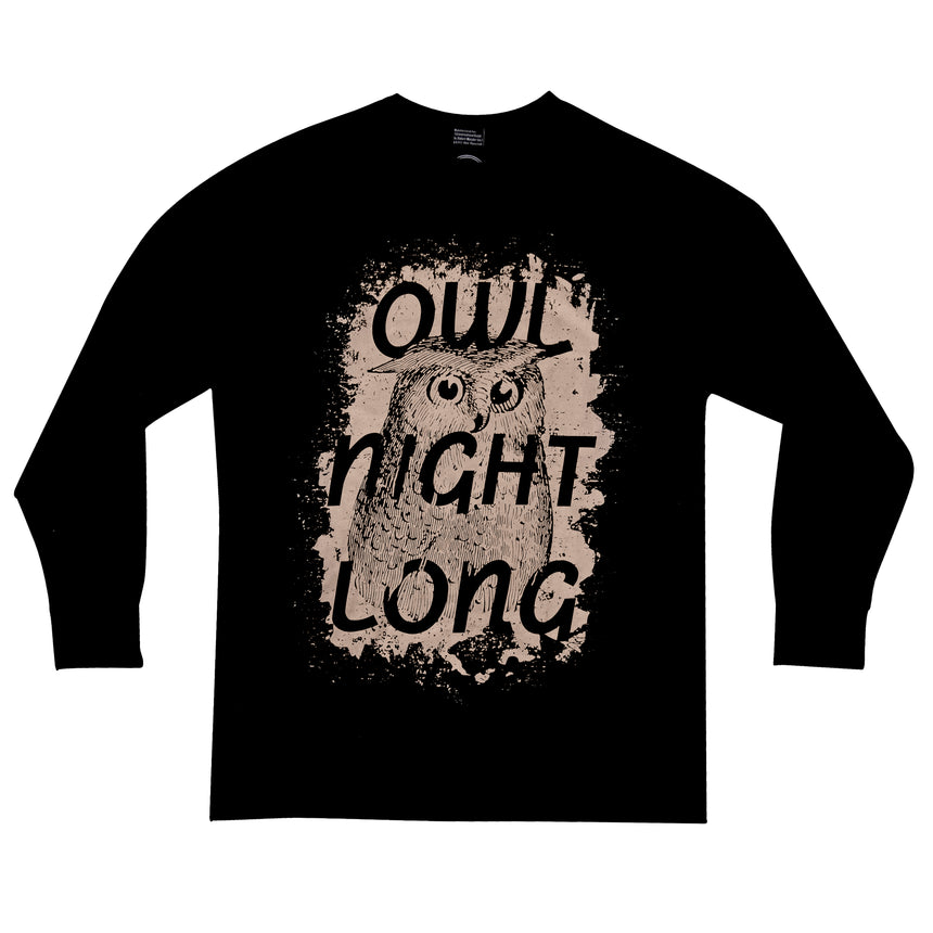OWL NIGHT LONG (MIKINA)