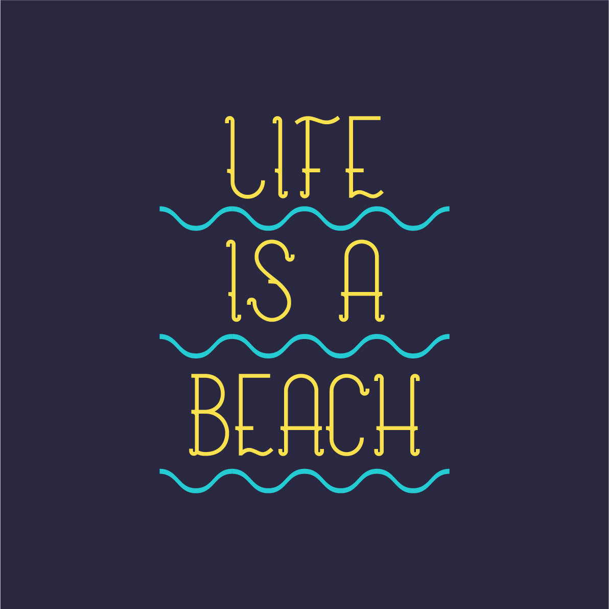 Life is a Beach (BOY)