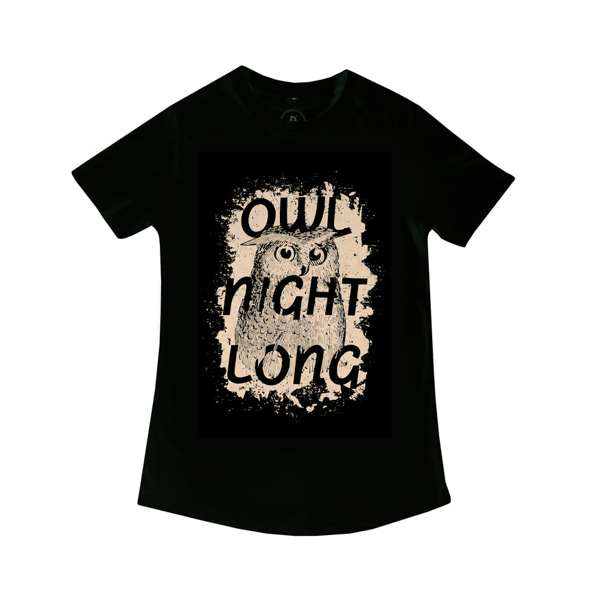 OWL NIGHT LONG (UNISEX)
