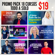 PACK MINDVALLEY 18 CURSOS
