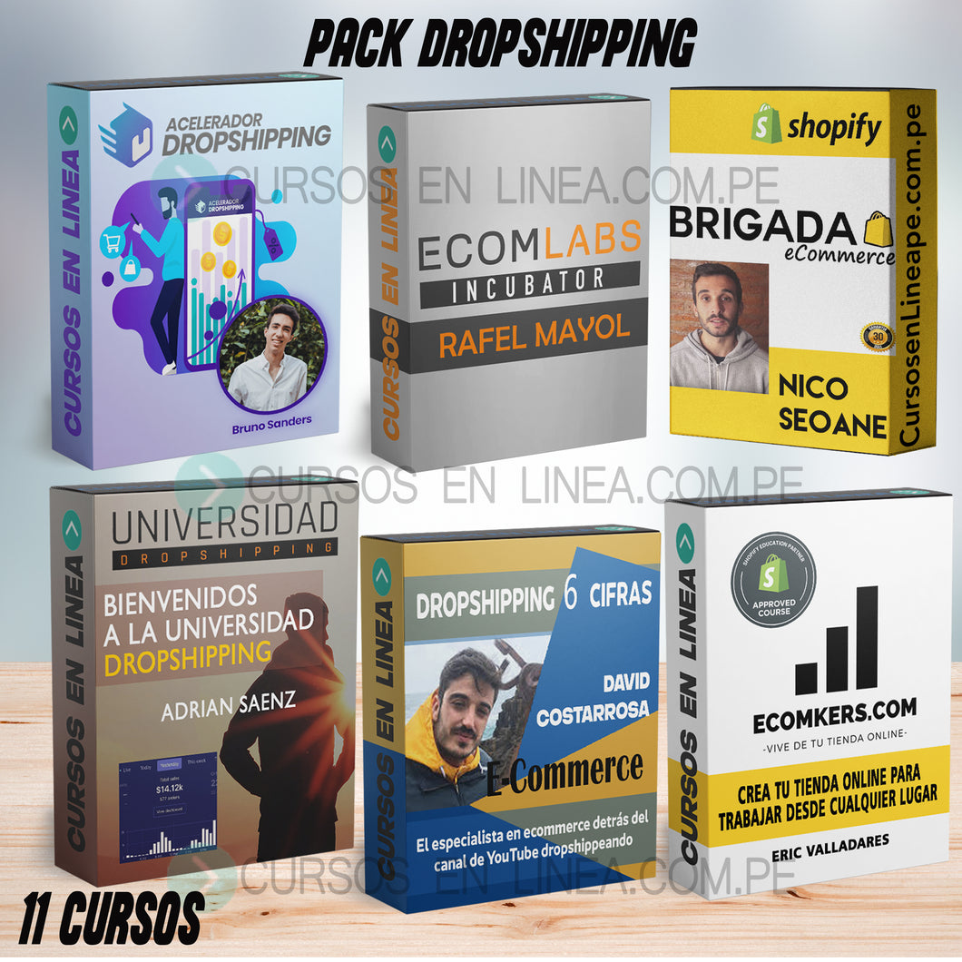 PACK DROPSHIPPING