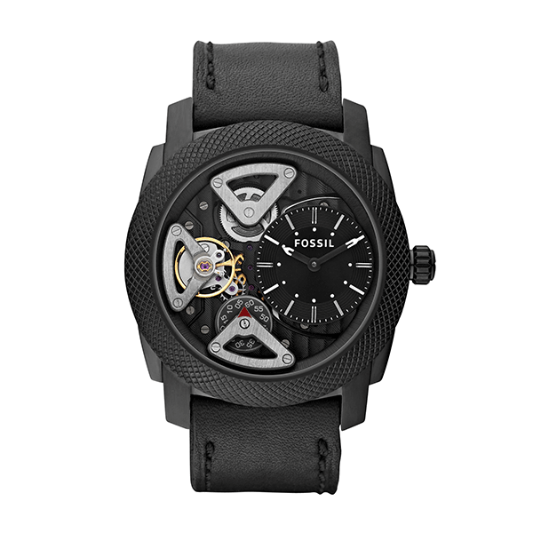 Fossil Machine Black Watch