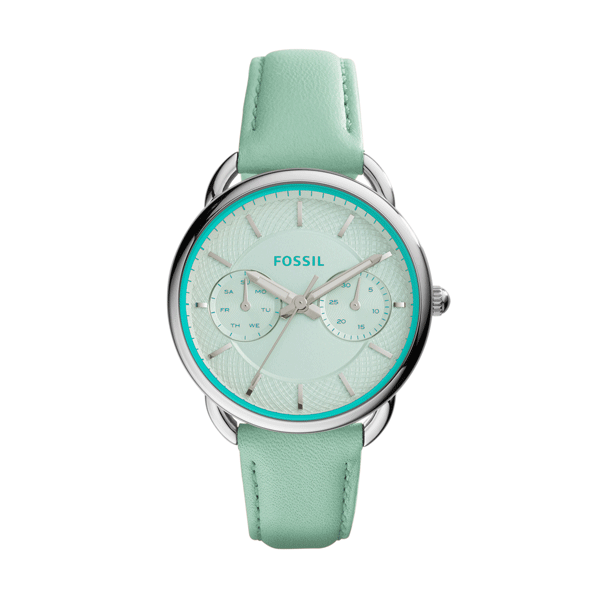 Fossil Tailor Green Watch