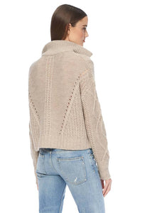 Lyndsay Zip Up Pullover