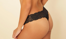 Load image into Gallery viewer, Lace Thong 3-Pack