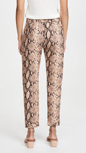 Load image into Gallery viewer, Python Printed Linen Easy Pant