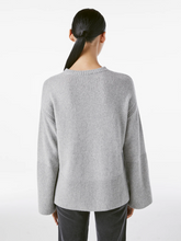 Load image into Gallery viewer, Bell Sleeve Crew Sweater