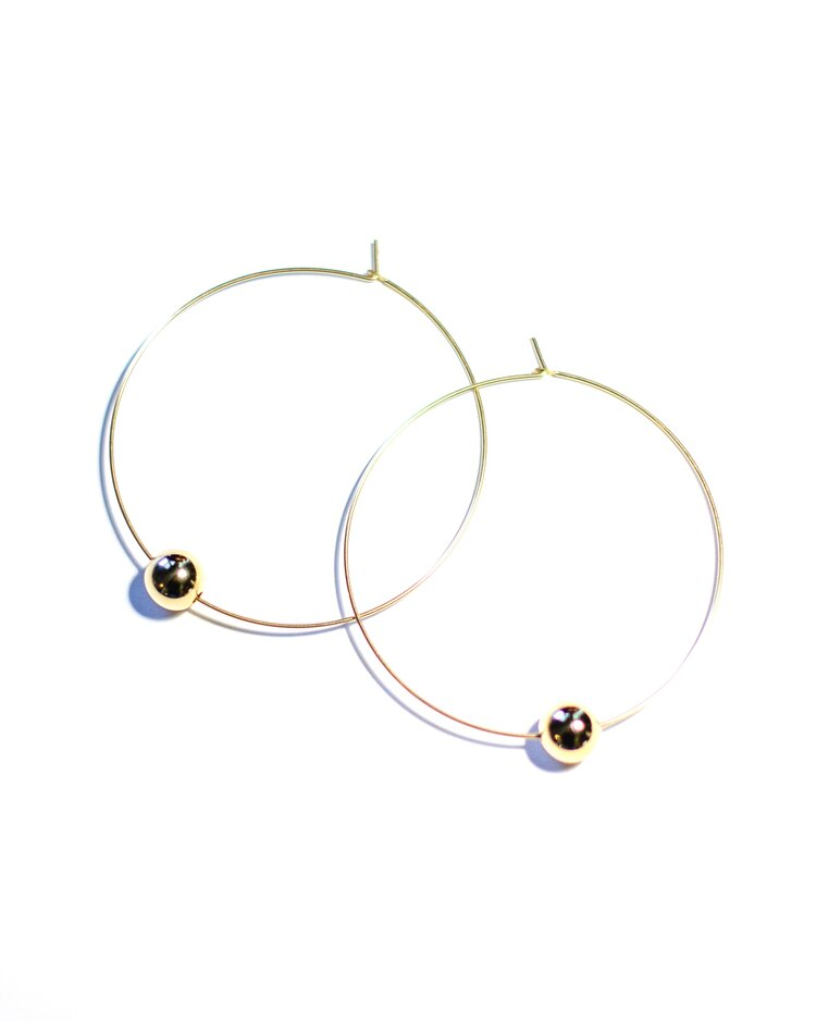 Floating Ball Hoops