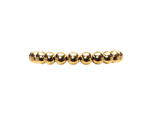 Load image into Gallery viewer, 10mm Yellow Gold Filled Bracelet
