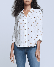 Load image into Gallery viewer, Camille 3/4 Sleeve Blouse (Back In Stock!)