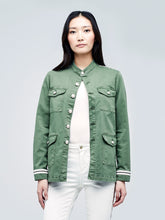 Load image into Gallery viewer, Elaina Military Jacket