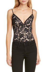 Laurette Lace Bodysuit