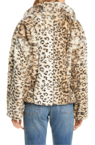 For Sure Leopard Jacket