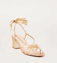 Load image into Gallery viewer, Libby Knotted Wrap Sandal