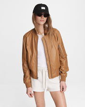 Load image into Gallery viewer, Manston Leather Bomber